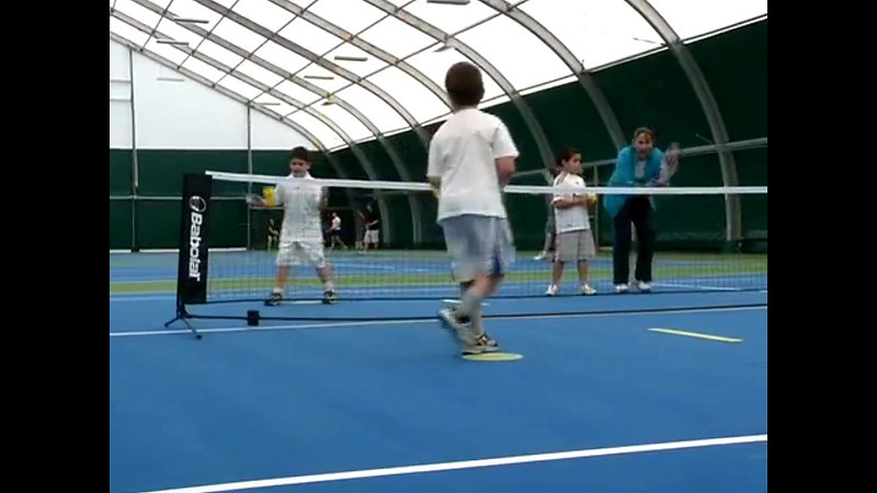 Langley Tennis Video YT Express