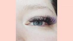 Volume Cat Eye_Purple Lash