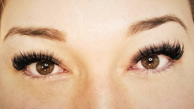 VStyle Lashes Videos