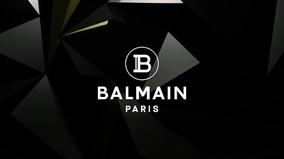 BALMAIN BLACK