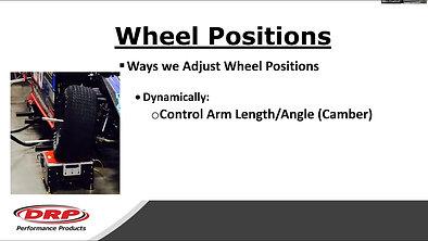Balance, Wheel Positions, and Binds Seminar Part 2