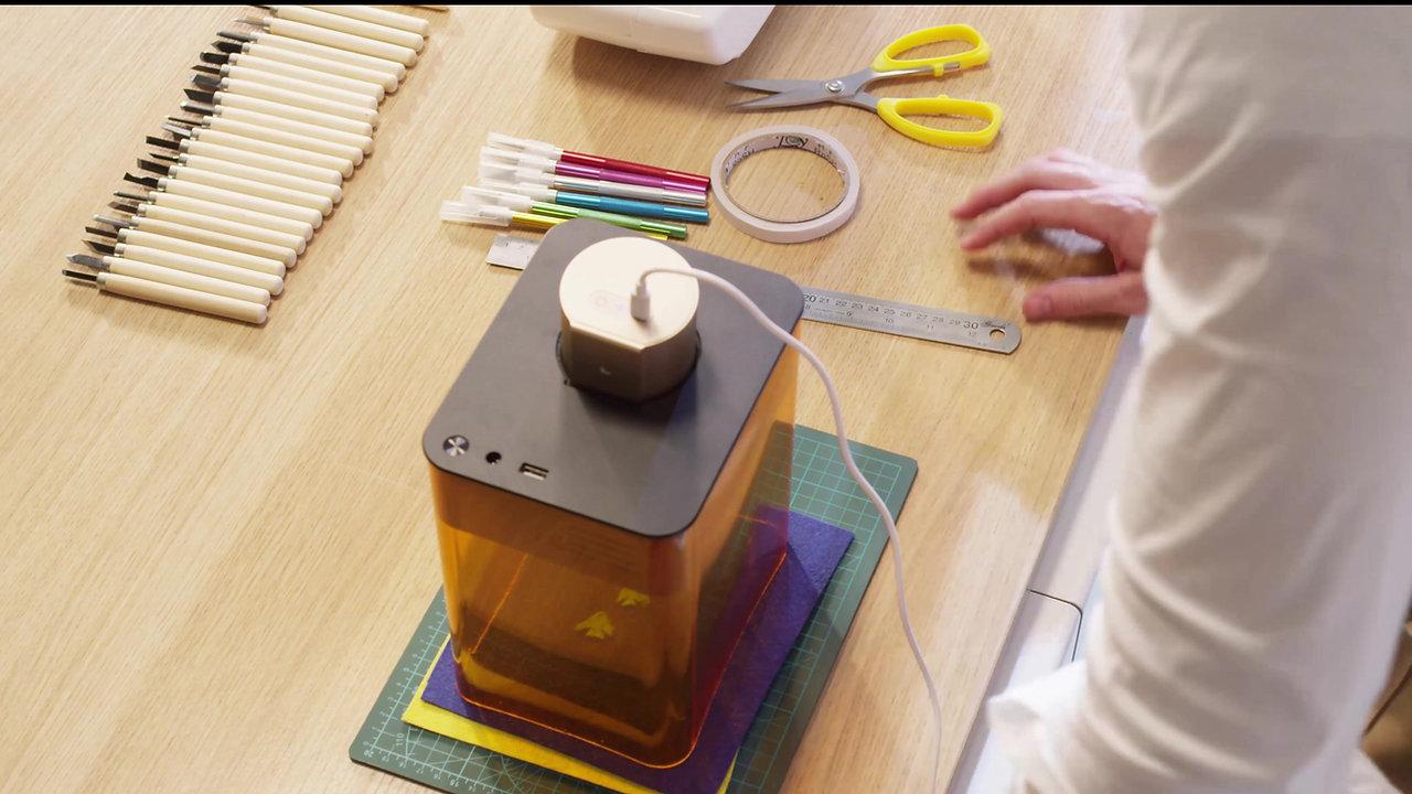DIY LaserPecker Laser Engraving Machine