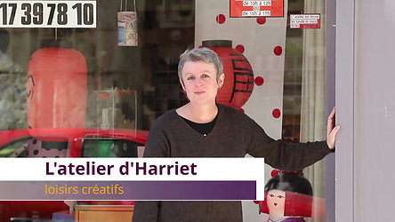 L'atelier d'Harriet