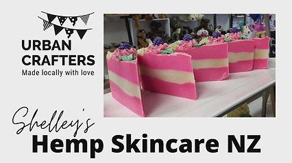 Hemp Skincare Presentation