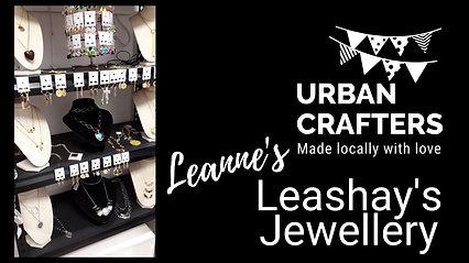 Leashay's Jewellery Presentation