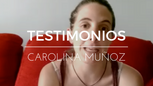 Vídeo Carolina Muñoz