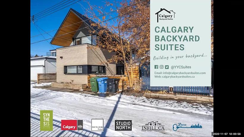 Calgary Webinar