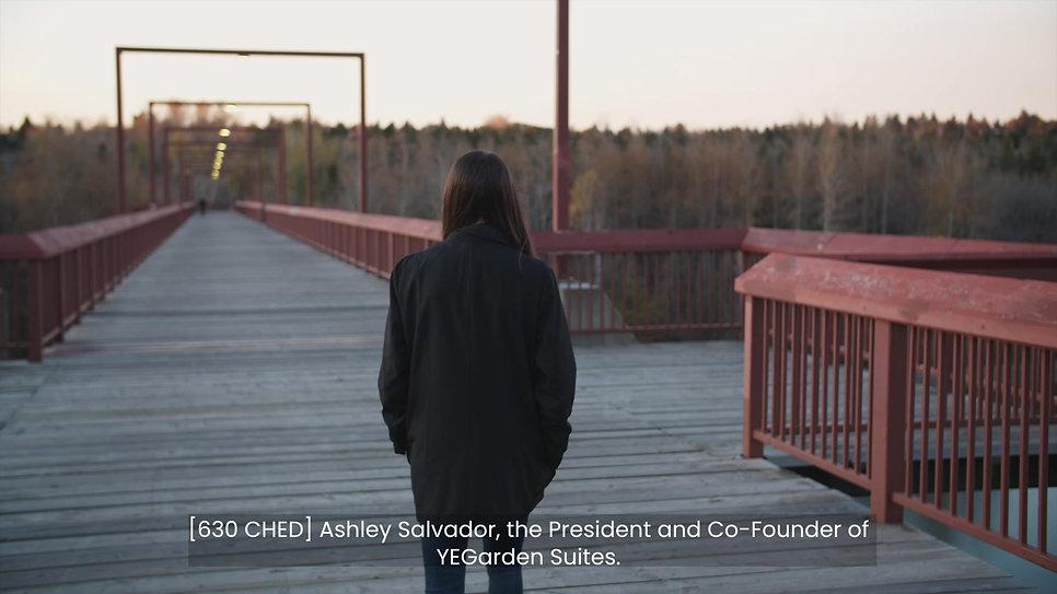 Ashley Salvador for City Council