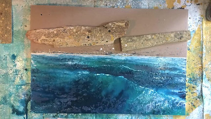 Kit Johns: Studio Work