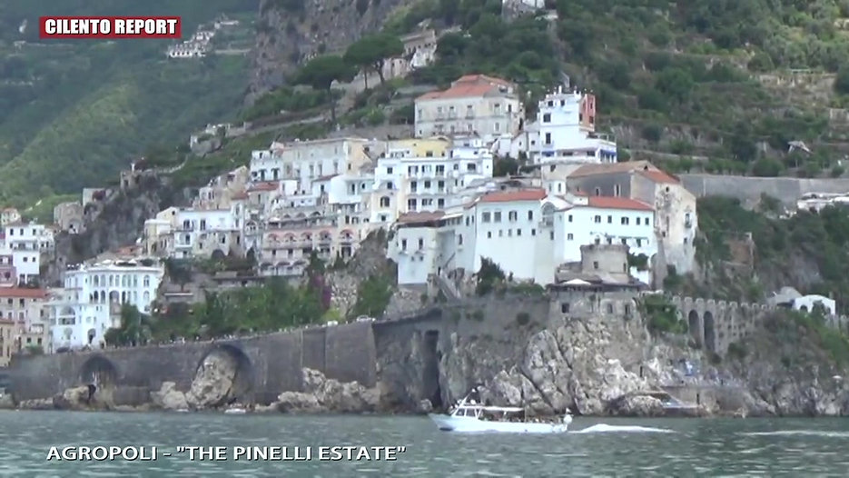 Cilento Channel - The Pinelli