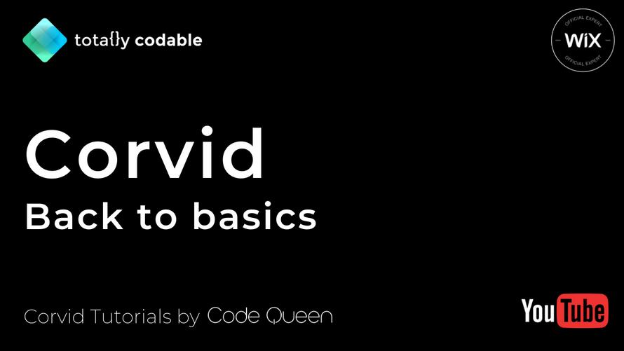 Corvid Basics