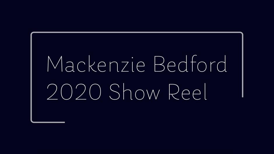 2020 Show Reel