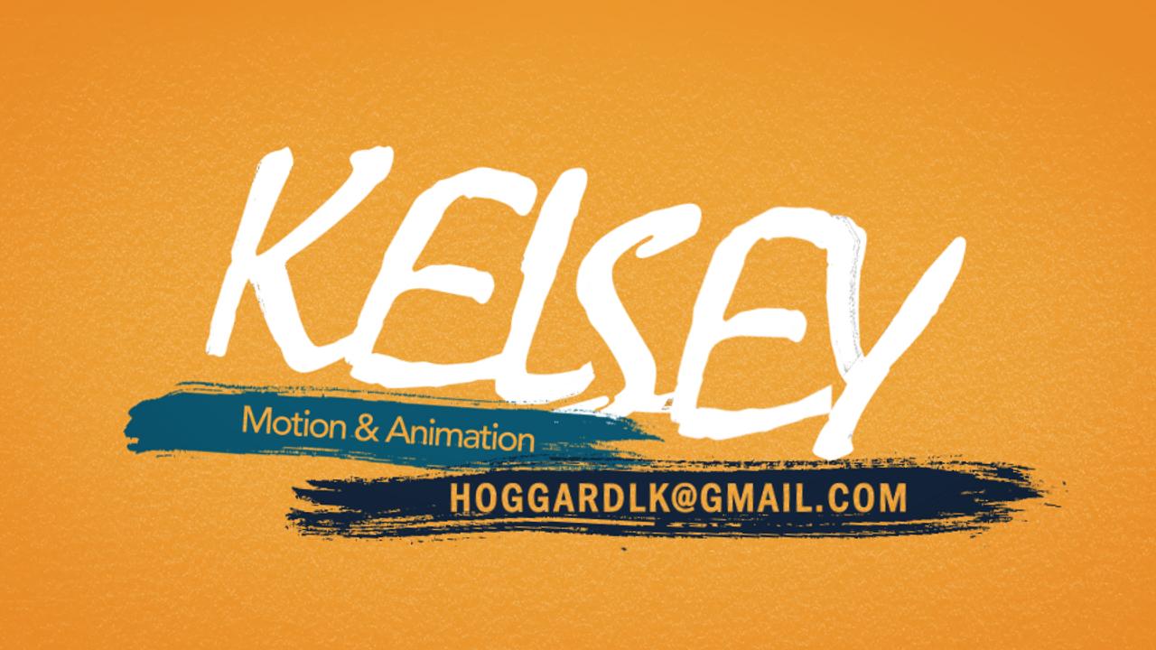 Kelsey Hoggard | Motion Design Reel