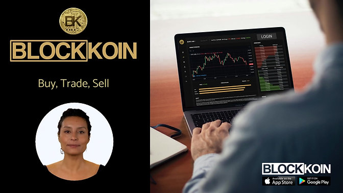 BlockKoin Exchange - How to Buy, Trade, Sell