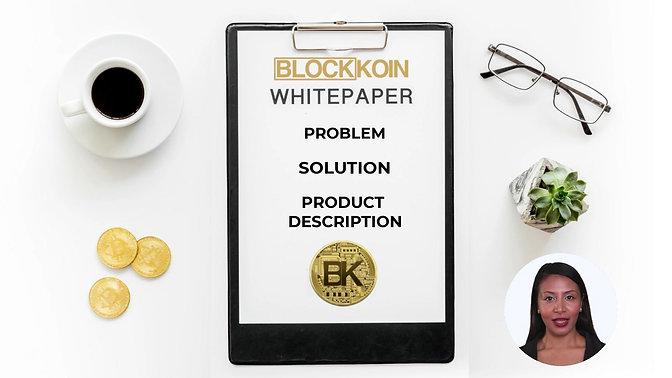 Blockkoin Whitepaper