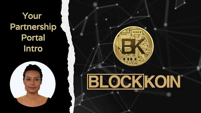 Blockkoin Partnership Program - How to Sign Up