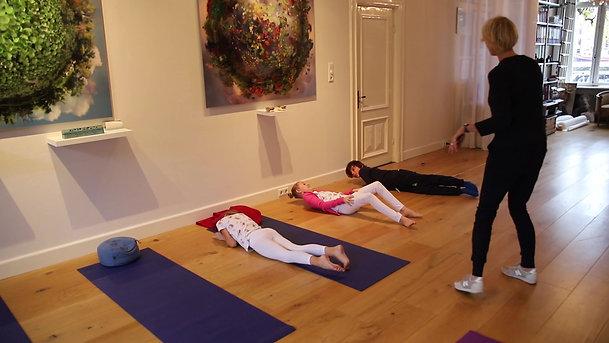 Milou Kinder Yoga Amsterdam