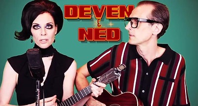 Deven & Ned with a LIVE STUDIO AUDIENCE