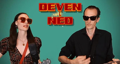 Deven & Ned Live Music
