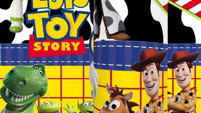 Invitación Toy story