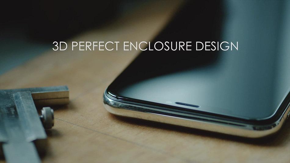 3D PERFECT ENCLOSURE