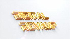 Digital Revamp - Logo Animation