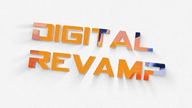 Digital Revamp - Logo Animation 2