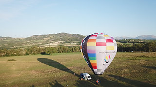 Introducing the WeDOO2000 hot air balloon envelope !