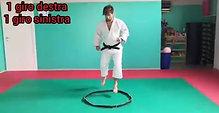Video 1 Lezione Judo a Casa Ken Kyu Kai