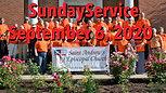 Sunday Worship, September 6, 2020