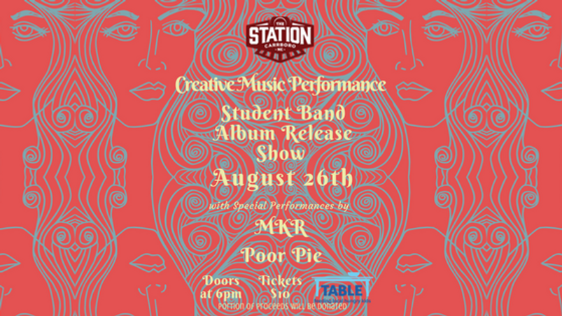 Crescent Sun's EP Release Show at The Station
