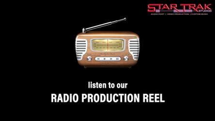 Radio Production Reel