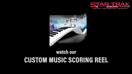 StarTrak Music Scoring Reel
