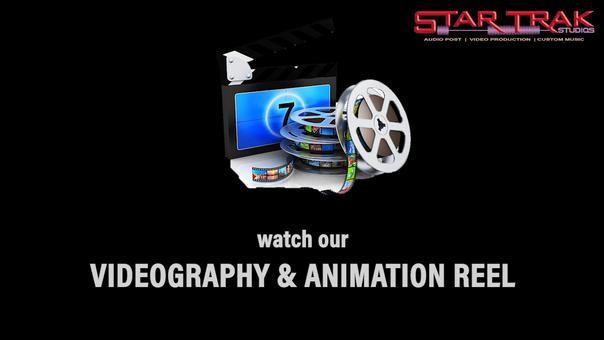 StarTrak 2021 Video-Animation Reel