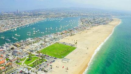 926 E Oceanfront, Newport Beach // Real Estate Video