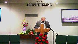 Pastor Theline Mar. 17, 2021