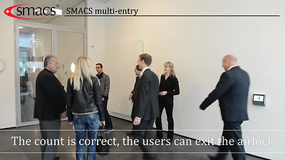 SMACS multi-entry