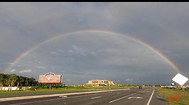 Florida Double Rainbow ?