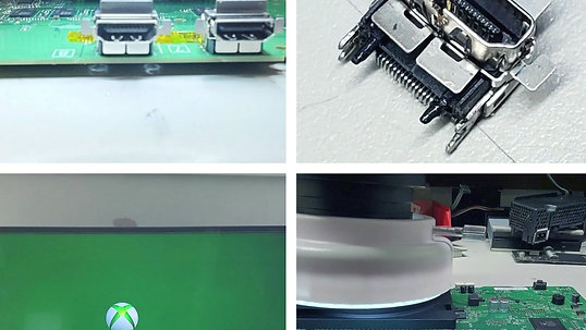 Xbox HDMI Repair