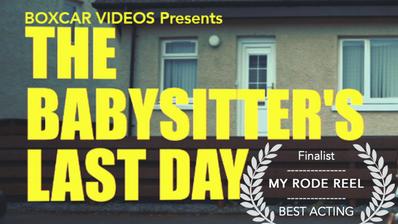 The Babysitter's Last Day