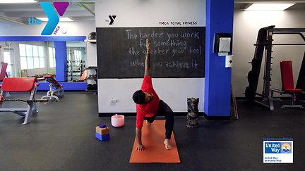 Cardio Yoga