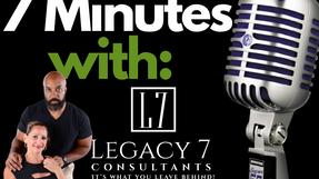 Ep. 1. Legacy 7