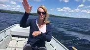 Signing Sunday-On the Lake