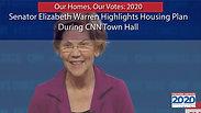 Warren CNN town hall