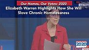 Nevada's CNN Town Hall with Elizabeth Warren