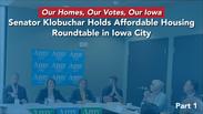 Roundtable in Iowa City