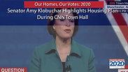 Klobucher CNN Town Hall