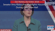 Klobucher CNN Town Hall