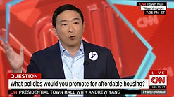CNN PRESIDENTIAL TOWN HALL WITH ANDREW YANG