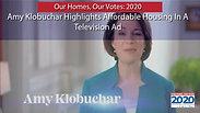 Amy klobuchar TV Ad